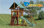 Best Wooden Swing Set Kits 2014 - Top Picks in Wooden Swing Sets