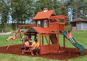 Top 5 Wooden Swing and Play Set Kits - 2014 Best Reviews