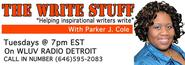 The Write Stuff Radio Show