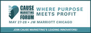 2015 Cause Marketing Forum Annual Conference