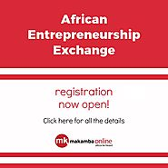 African Entrepreneurship Exchange Breakfast - 29 September