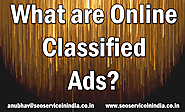 What are Online Classified Ads in SEO?