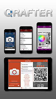 Qrafter Pro - QR Code and Barcode Reader and Generator