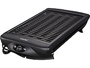 Tayama TG-868 Tayama Non-Stick Electric Indoor Grill, Black