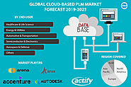 Cloud-Based PLM Market: Global Industry Trends, Market Size, Competitive Analysis and Forecast - 2019-2025