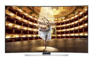 Samsung UN65HU9000 Curved 65-Inch 4K Ultra HD 120Hz 3D Smart LED HDTV