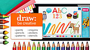 Draw and Tell - by Duck Duck Moose