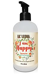 Baby Hair Conditioner & Detangler by Lil Leona: Safe and Non-Toxic Cleansing Conditioner for Infants, Toddlers, and K...