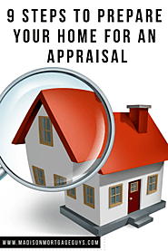 Contentle ‒ Item «Top Steps To Prepare Your Home For an Appraisal»
