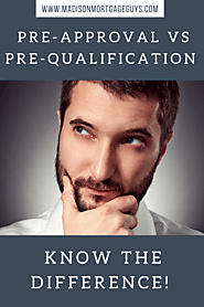 Contentle ‒ Item «What is the Difference Between A Mortgage Pre-Approval Vs Pre-Qualification?»
