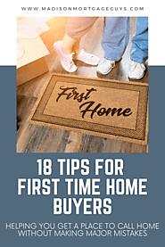 Contentle ‒ Item «18 Best First Time Home Buyer Tips»