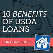 10 Great Benefits of USDA Loans