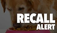Pet Food Recall Alerts - HappyPow