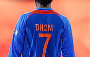MS Dhoni's Jersey Number 7 Might Not Get Any Takers In Test Matches
