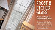 Add Privacy to Your Home with Frosted Glass Film