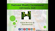 National Realty Investment Advisors LLC: Clients Reviews