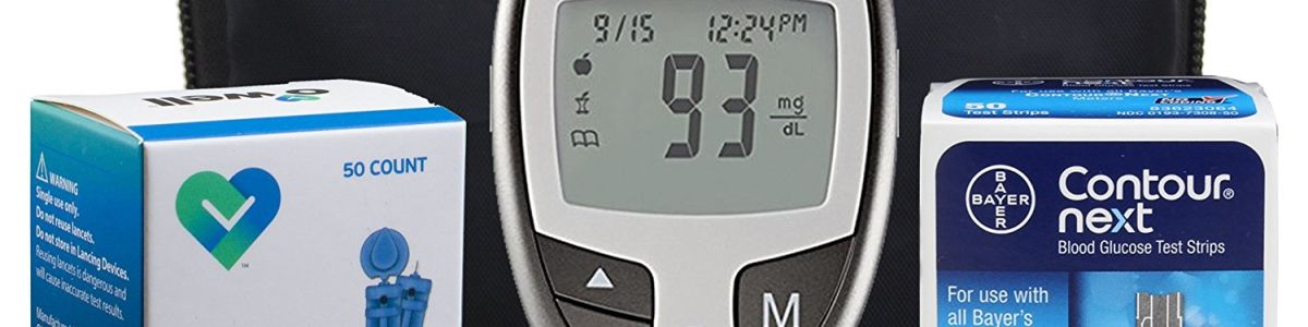 Headline for Top 21 Best Blood Glucose Meters Reviews 2018-2019