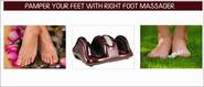Dietkart Blog: Pamper Your Feet with right foot Massager