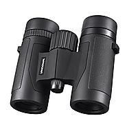 Wingspan Optics Spectator 8X32 Compact Binoculars for Bird Watching. Lightweight and Compact for Hours of Bright, Cle...
