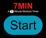 7Min :: 7 Minute Scientific Workout Timer
