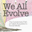 We All Evolve:The Evolutionary Path for Talent Acquisition's Social Media