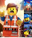 The Lego Movie Wall Poster