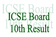 cisce.org ICSE 10th Result 2014, ICSE Board 10th Class Result 2014