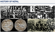 Vital Timeline of Nepalese History