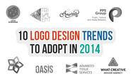 10 Logo Design Trends To Adopt in 2014 | Web Strategy Plus