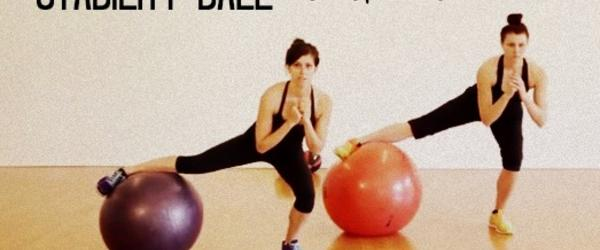 Headline for How To Use Stability Ball for Effective Workouts - Best 10 Books