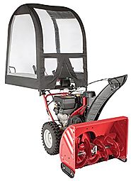 Arnold Deluxe Universal Snow Thrower Cab
