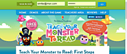 First Steps Demo - Teach Your Monster To Read