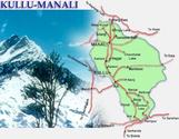 Manikaran Manali Chandigarh Tour Travel Agent,bus from Manali Chandigarh