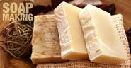 Formulating goat milk soaps and using additives