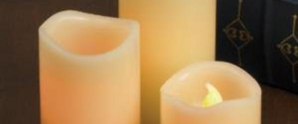 Headline for Best Outdoor Flameless Candles with Remote and Timer- Reviews for 2014