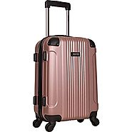 "Kenneth Cole Reaction Out of Bounds 20"" Spinner Carry-On Luggage - Exclusive"