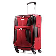 Samsonite Aspire Xlite Expandable Spinner 20, Red