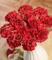 Festive Bouquet | Christmas Flowers | Christmas flowers by post from Bunches.