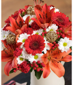 Dasher's Delight | Christmas Flowers By Post | Christmas Flowers