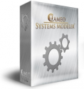 Cameo Systems Modeler (formerly known as: MagicDraw with SysML plugin)