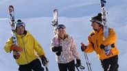 Ski Vacation Packages in Chalet Hotel Christina, La Plagne