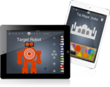 ThinkerToy: Shapes for iPad