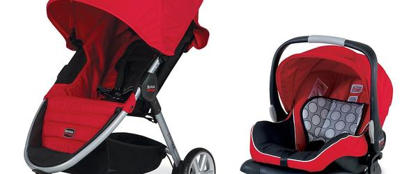 Headline for Britax B-agile and B-safe Travel System Reviews