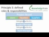PRINCE2 Project Management Explained - Principles
