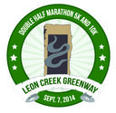 Double Half Marathon, 5k and 10k (9/7/2014)