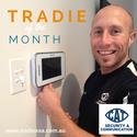 Adelaide Tradie of the Month August 2014—CAT Security & Communication