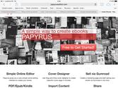 Create Ebooks - PapyrusEditor