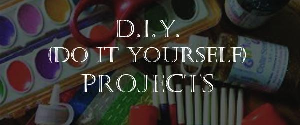 Headline for DIY projects