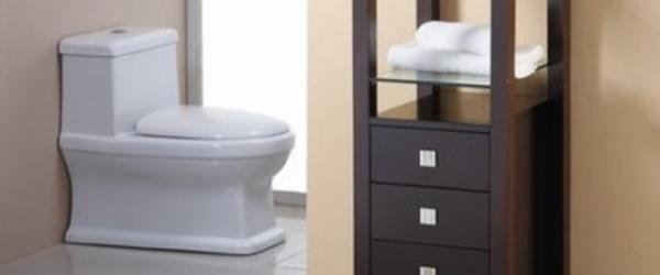 Headline for Top 10 Best Bathroom Storage Cabinet Reviews 2017-2018