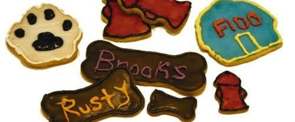 Headline for Dog Treat Cookie Cutters